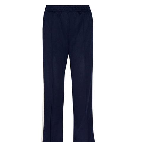 Naoki Striped Stretch-Jersey Track Pants