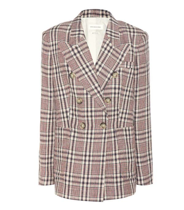 What to Wear Today: Isabel Marant blazer