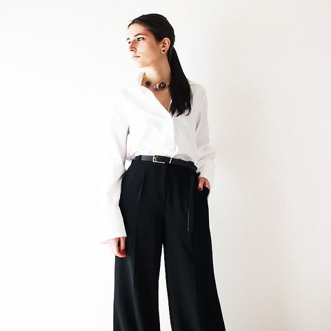 What to Wear Today:  Aria Di Bari