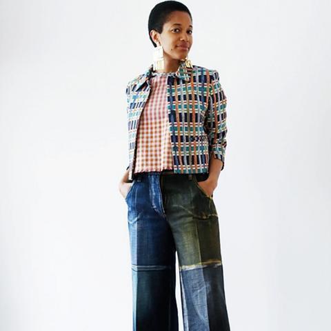 What to Wear Today: Tamu McPherson
