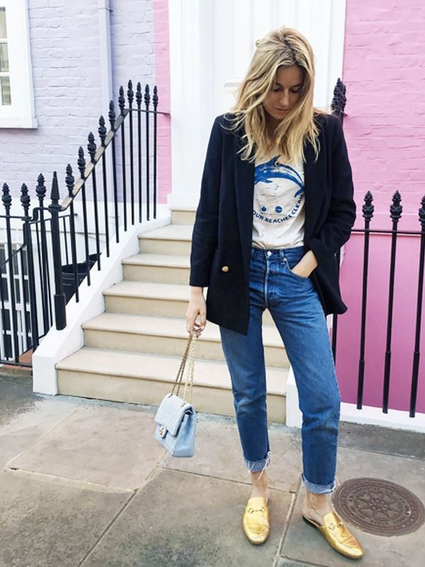 What to Wear Today: Camille Charriere