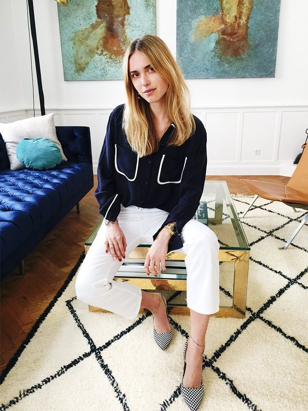 What to Wear Today: Pernille Teisbaek
