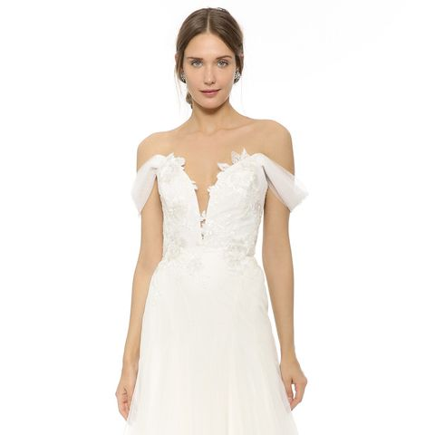 Hyacinth Gown