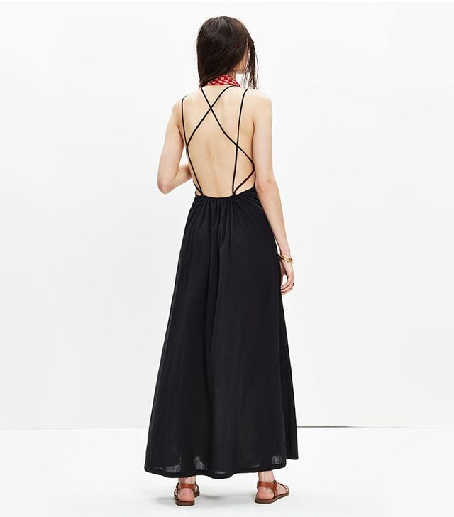 Madewell Palmas Cover-Up Maxi Dress