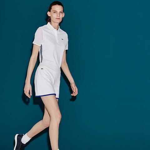 Fine Pique Tennis Polo and Skirt