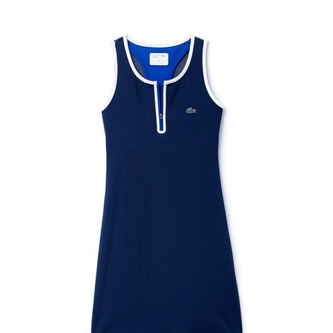 Jersey Tank Top Tennis Dress