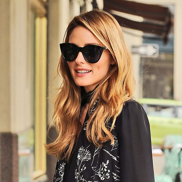 Olivia Palermo Can't Stop Wearing These $735 Sneakers