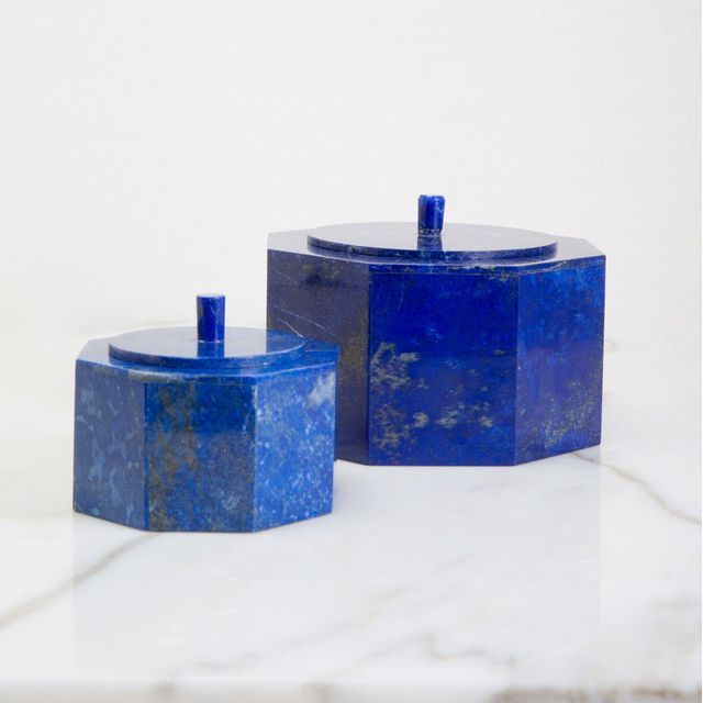 Kelly Wearstler Large Lapis Box