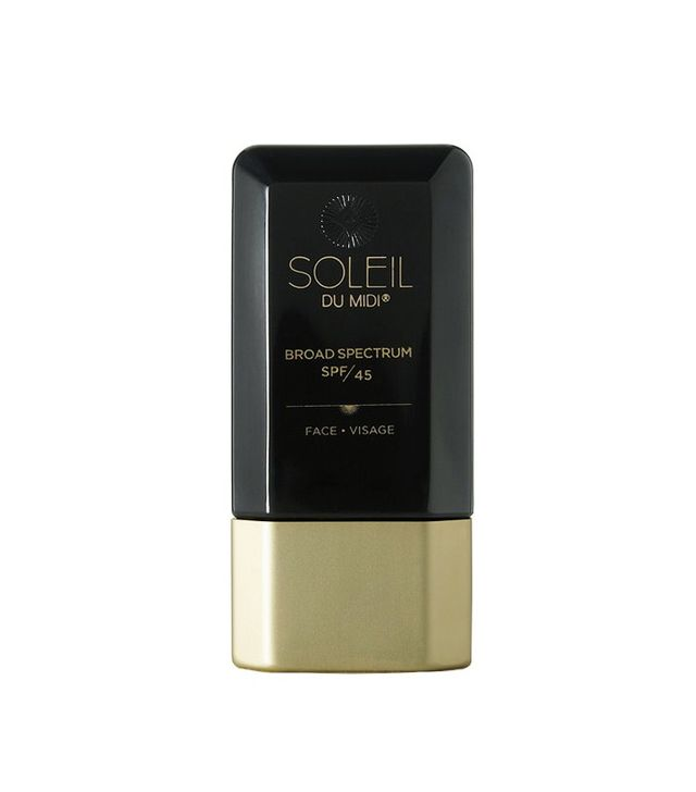 Soleil Toujours SPF45 Soleil Du Midi Mineral Sunscreen For Face