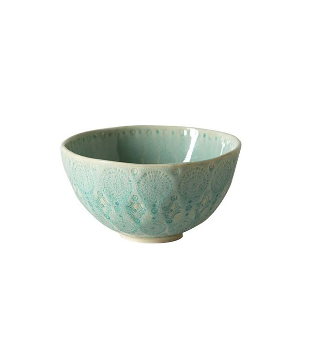 Anthropologie Old Havana Cereal Bowl