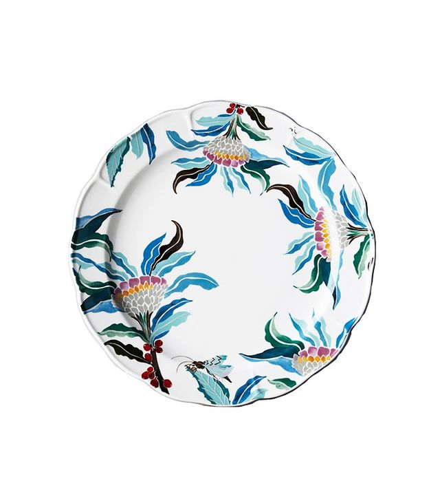 Anthropologie Paradise Found Dinner Plate
