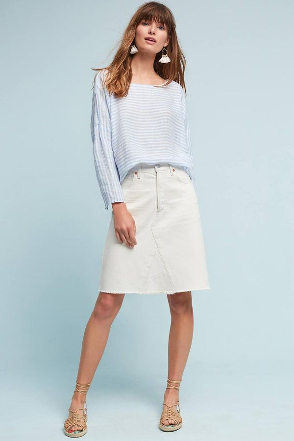 Liya Denim Skirt