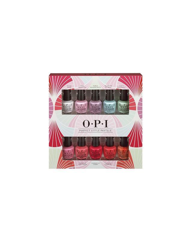 OPI Perfect Little Pastels Mini 10-Pack