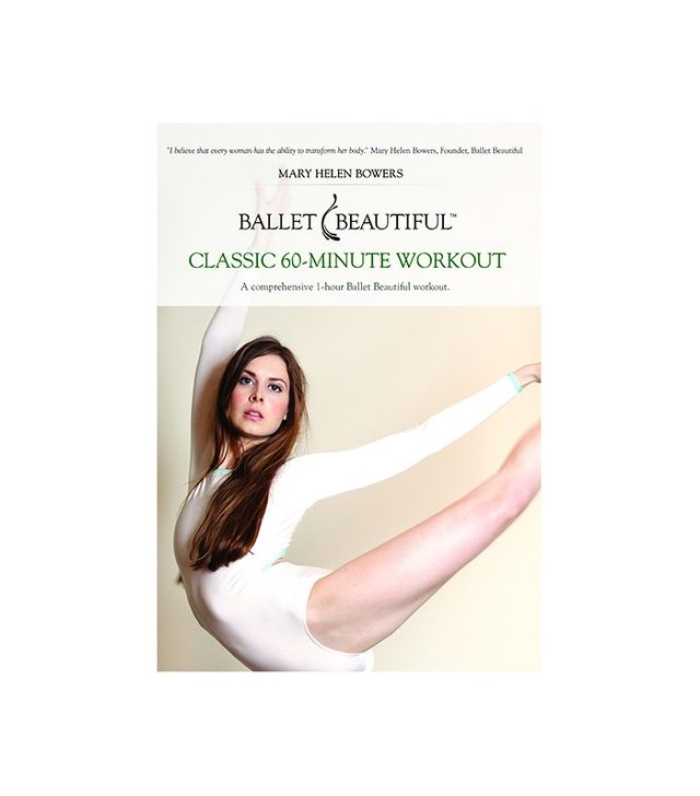 Ballet Bodies Classic 60-Minute Workout DVD