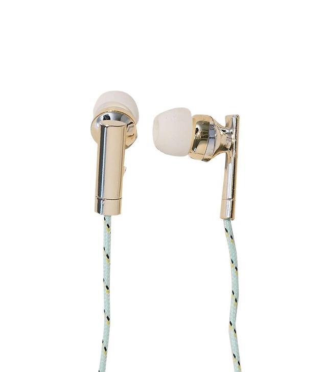Skinnydip Rope Cord Earbud Headphones