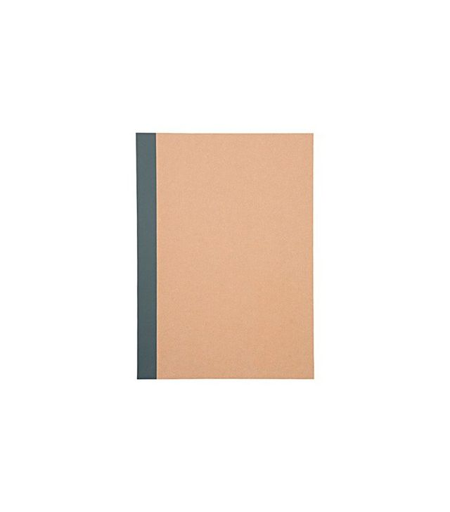 Muji Recycled Paper Note A6