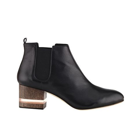 Float Boots in Black