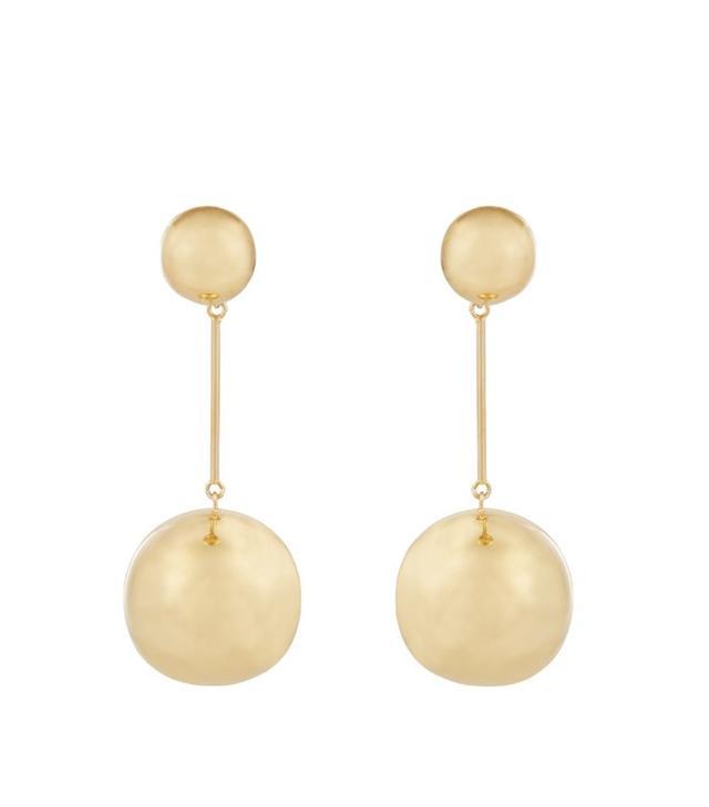 J.W.Anderson Double Sphere Earrings