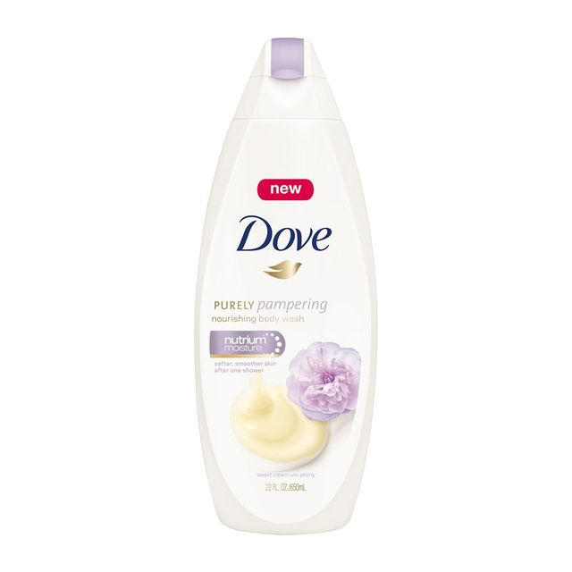 Dove Purely Pampering Sweet Cream & Peony Body Wash