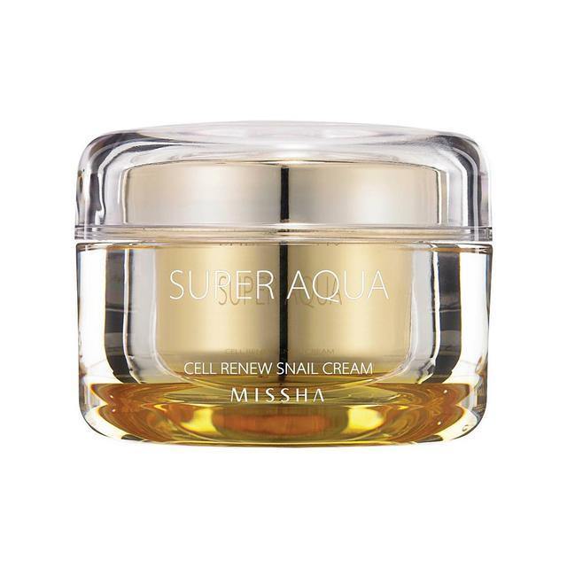 Missha Super Aqua Cell Renew Snail Cream