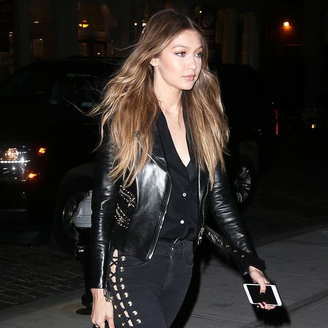 Gigi Hadid's Latest Outfit Proves You Can Wear Flats With Anything