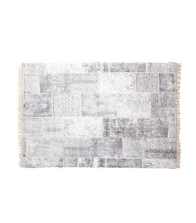 Zara Home Patchwork Printed Rug