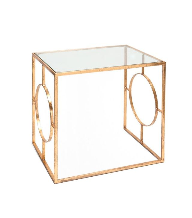 Zara Home Geometric Side Tables Set of 2