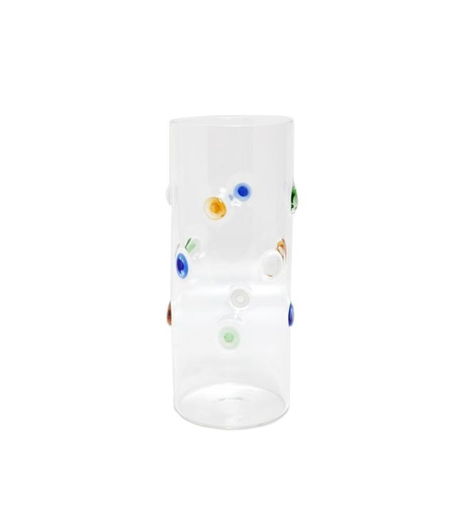 Zara Home Colorful Dots Vase