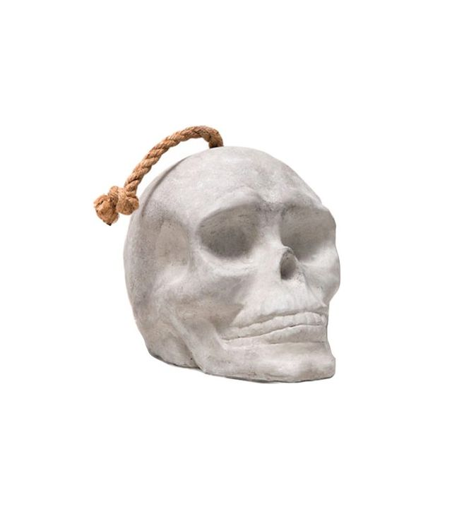 Zara Home Decorative Skull Figure