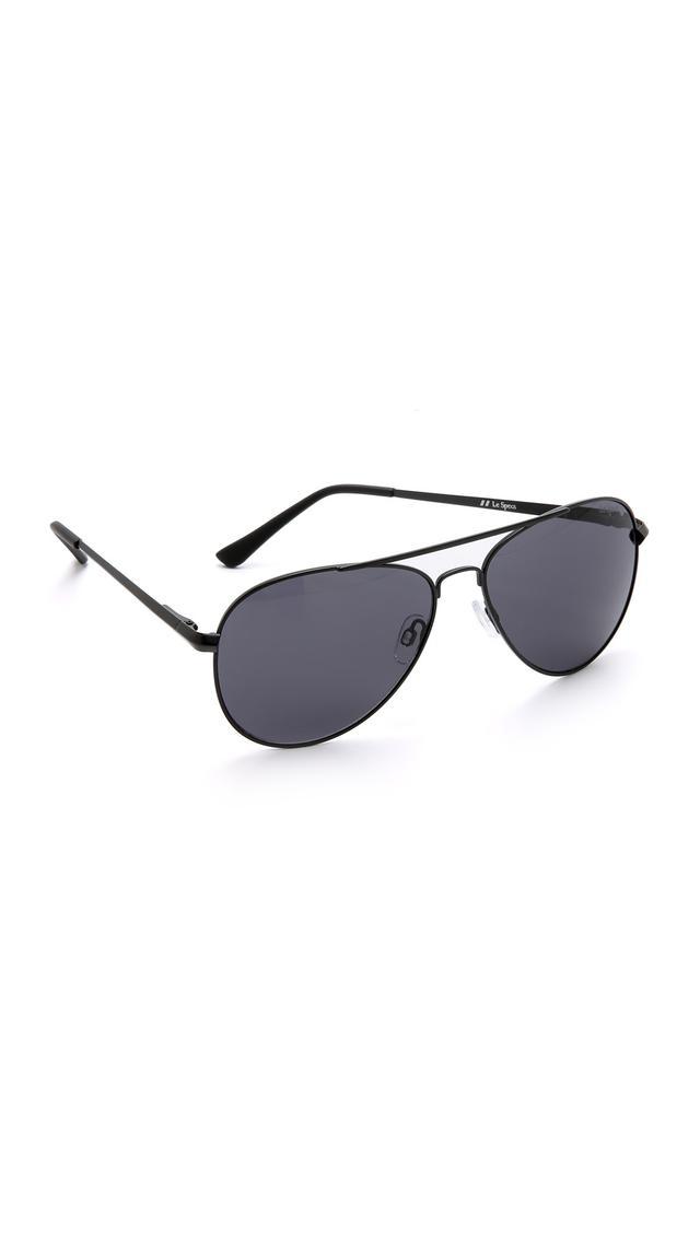 Le Specs Drop Top Sunglasses