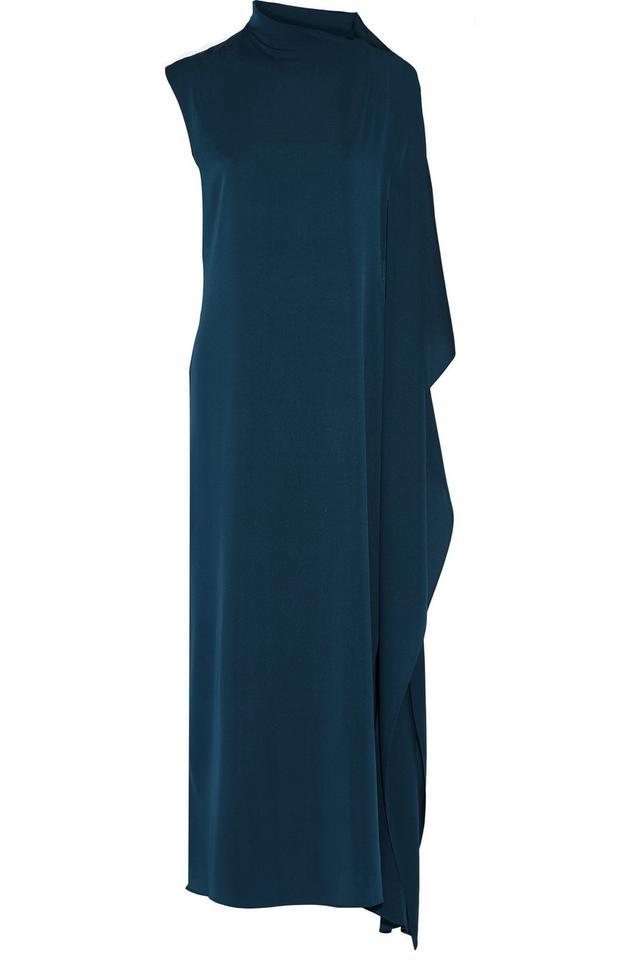 By Malene Birger Niccala Silk-Georgette Gown