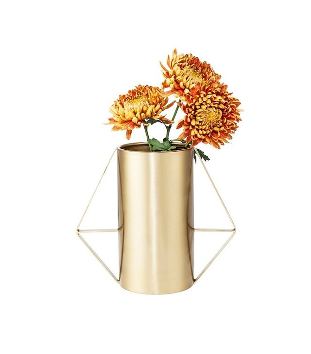 Nate Berkus for Target Handled Brass Vase