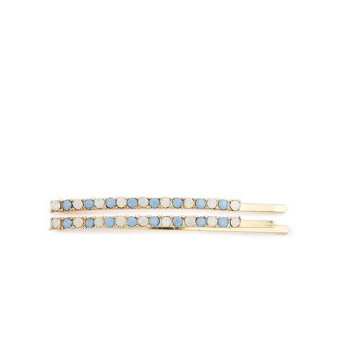 Jeweled Hairpins