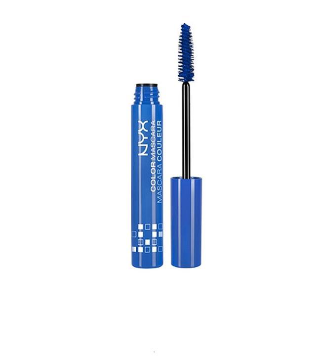 Nyx Color Mascara in Blue Dream