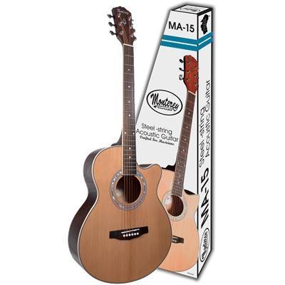 Monterey MA-15N  Acoustic Guitar