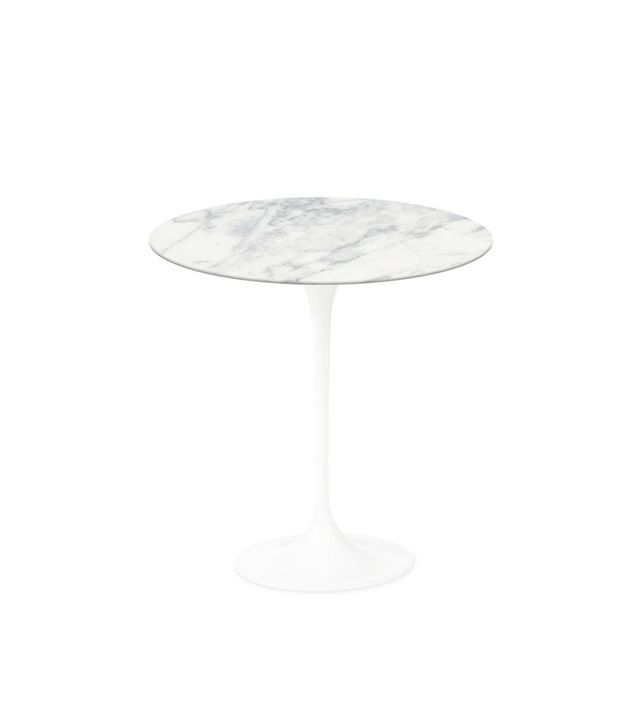 Matt Blatt Replica Eero Saarinen Tulip Side Table