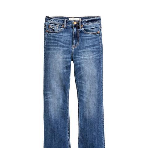 Kick Flare Regular Jeans