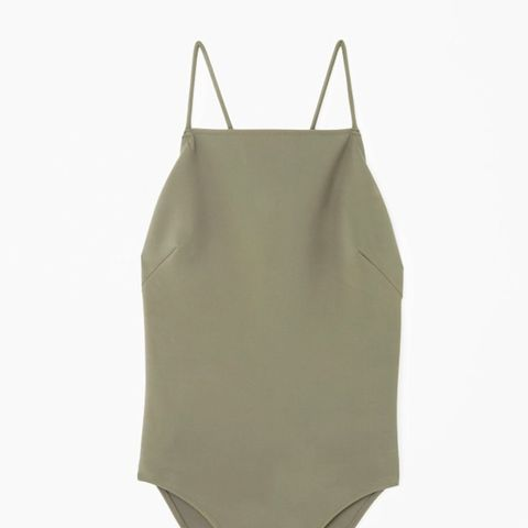 Swimsuit With D-Ring Detail