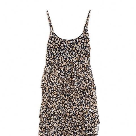 Ruffle Tank Dress