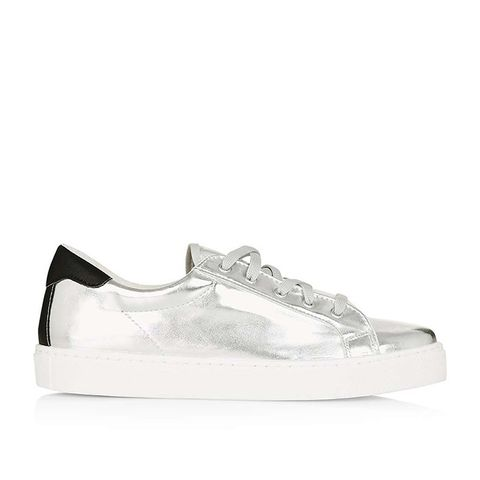 Cyprus Lace Up Trainers