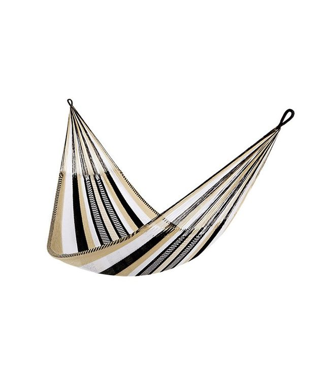 CB2 Yellow Leaf Hammock