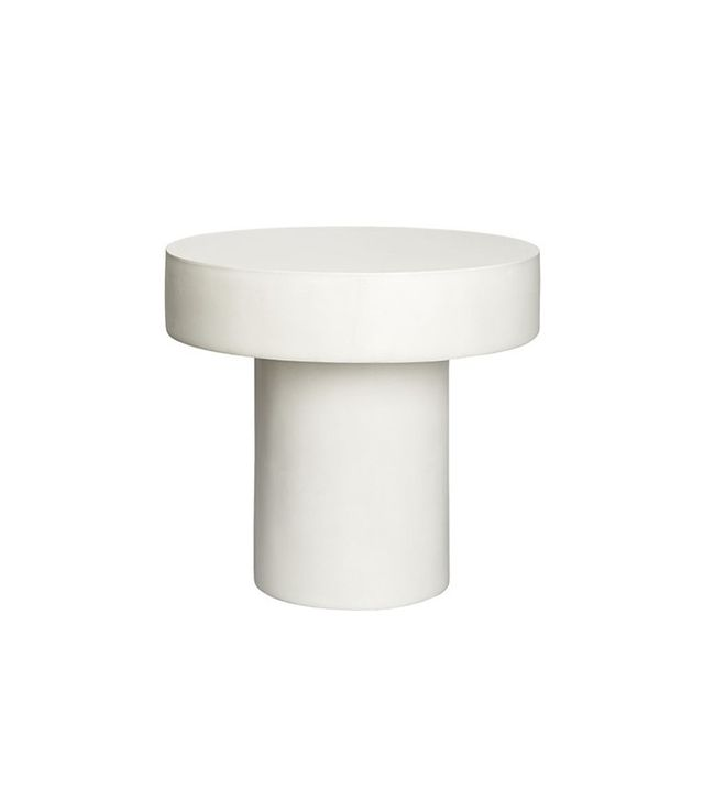 CB2 Schroom Side Table