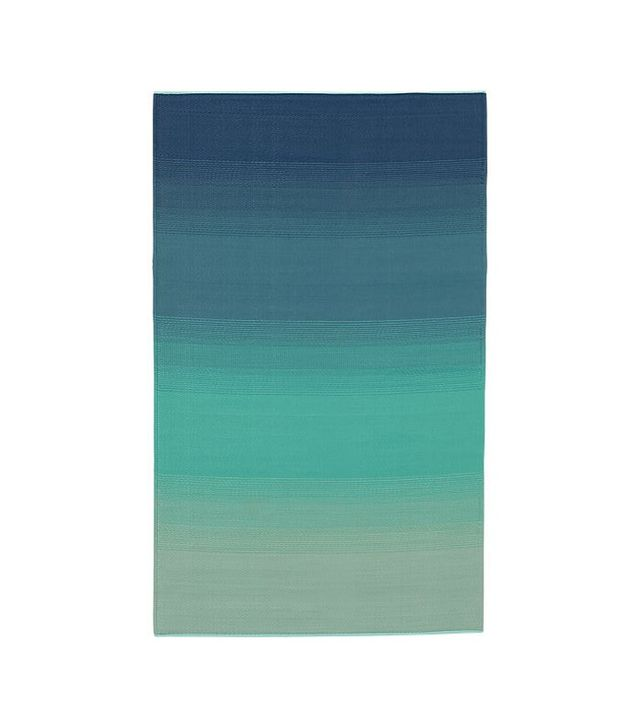 CB2 Dusk Reversible Outdoor Rug