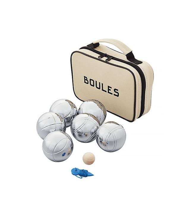 CB2 Bocce Ball Set