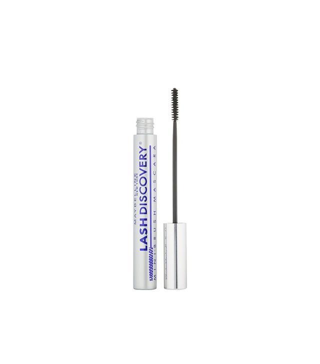 Maybelline Lash Discovery Mini Brush Very Black Washable Mascara