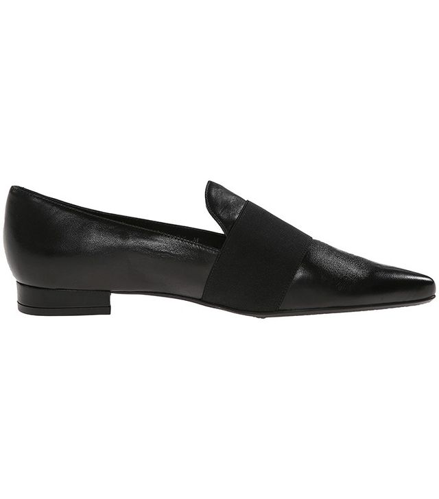 Stuart Weitzman The Band Flats in Nappa Leather