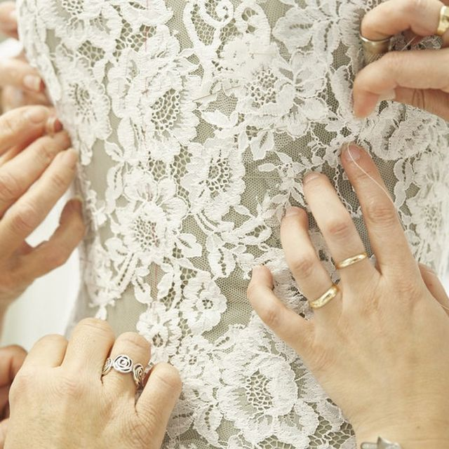 The Most Important Thing Every Woman's Wedding Dress Should Have