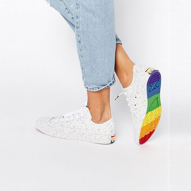 Converse Pride Speckle Sneakers