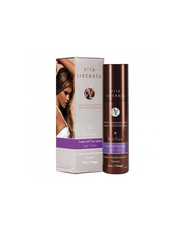 Vita Liberata Rich Face Tinted Self Tan Lotion Light