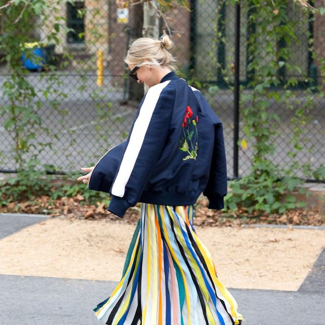 The Street Style of Fashion Week Hasn't Let Us Down